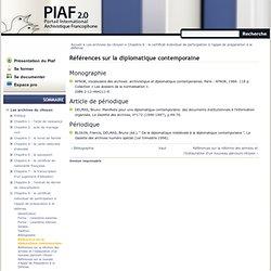 Portail International Archivistique Francophone