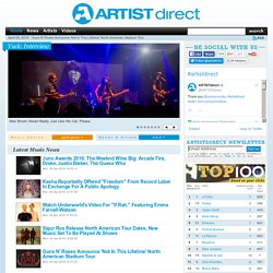 Free Music Download, New Bands, Music Videos & Pictures, International Online Music & CD's: ARTISTdirect Network