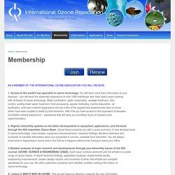 International Ozone Association