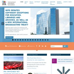 International Publishers Association (IPA)