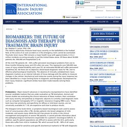 International Brain Injury Association - IBIA