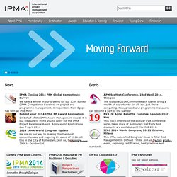 IPMA | International Project Management Association