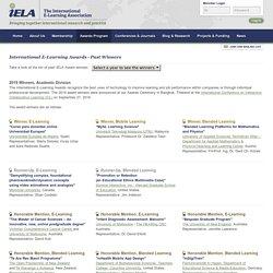 IELA - The International E-Learning Association