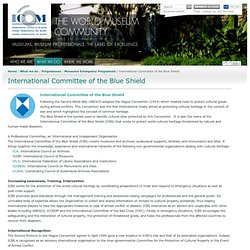 International Committee of the Blue Shield