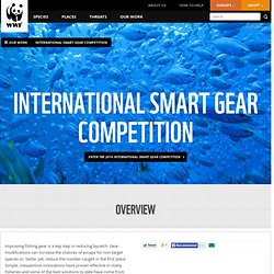 WWF - WWF's International Smart Gear Competition