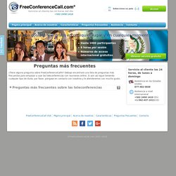 Free International Conference Call