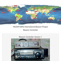 International Beacon Project Beacon Controller