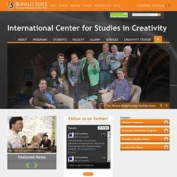 International Center for Studies in Creativity - Buffalo State