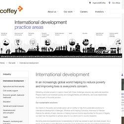 International Development » Coffey