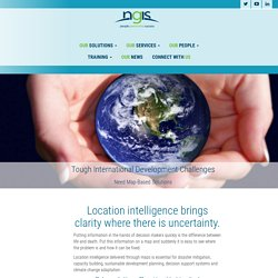 International Development - NGIS