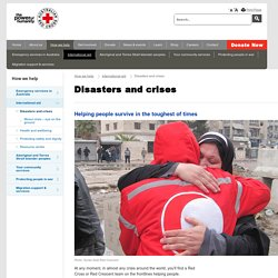 International Disasters