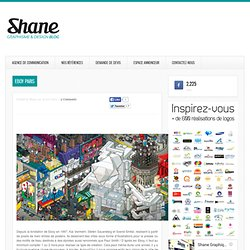 INTERNATIONAL - Eboy Paris : BLOG SHANE - graphiste freelance