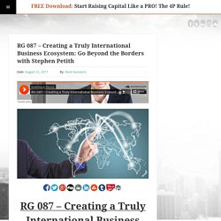 Investing in the U.S. with International Business Ecosystem - RSN Property Group