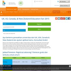 International Education Fair 2015