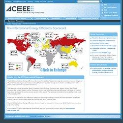 The International Energy Efficiency Scorecard