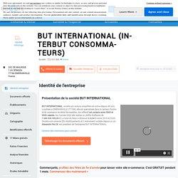 BUT INTERNATIONAL (EMERAINVILLE) Chiffre d'affaires, résultat, bilans sur SOCIETE.COM - 722041860