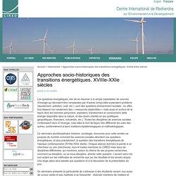 3/02 - Transition énergétique et innovation : le cas des infrastructures de recharge pour véhicules électriques