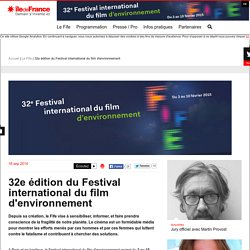 Festival international du film d'environnement+webdoc