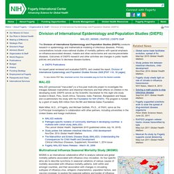Division of International Epidemiology and Population Studies (DIEPS)