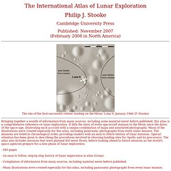 International Atlas of Lunar Exploration