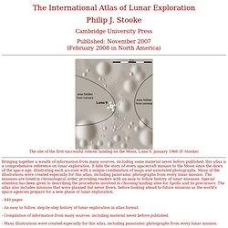 International Atlas of Lunar Exploration