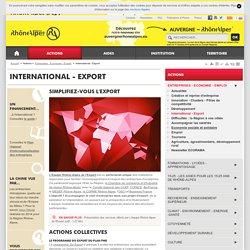 International - Export