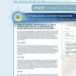 INTERNATIONAL NATURIST FEDERATION