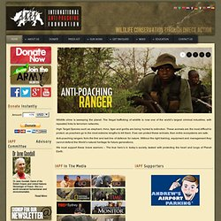 International Anti Poaching Foundation