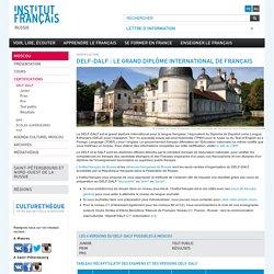DELF-DALF : le grand diplôme international de français