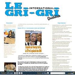 Dossier CPI Les nouveaux colons par A.Atchadé