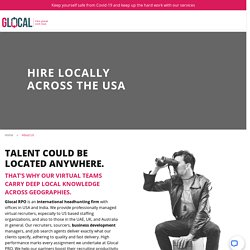 International Headhunting Firm - Glocal RPO