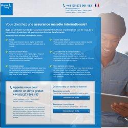 Bupa International Health Insurance