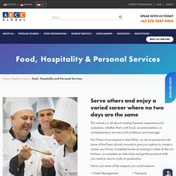 International Hospitality Management Degree Courses - AECC Global Indonesia