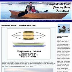 Spira International Inc - Huntington Harbor Kayak