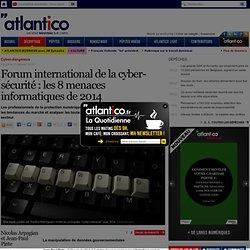 Forum Cyber-sécurité