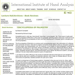 International Institute of Hand Analysis