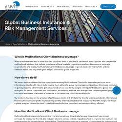 International Business Insurance
