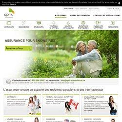 APRIL International: Assurance santé expatriés, assurance voyage étranger, rapatriement et CFE
