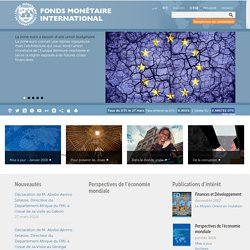 FMI - Fonds Monétaire International