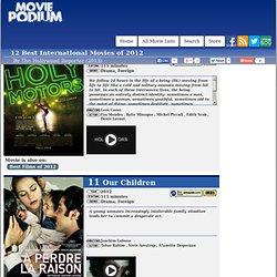 12 Best International Movies of 2012 - Movie Podium