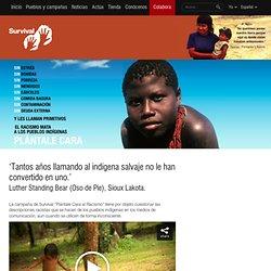 International - El movimiento por los pueblos indígenas