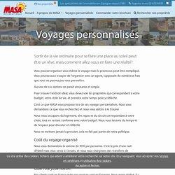 MASA International: Voyages personnalisés