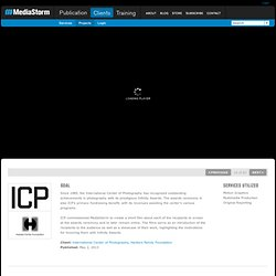 2013 ICP Infinity Awards for International Center of Photography et la Fondation Harbers Famille