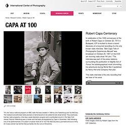 Robert Capa 100