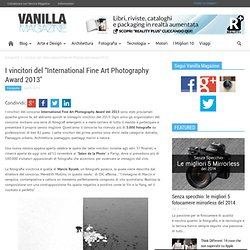 "I vincitori del ""International Fine Art Photography Award 2013″"
