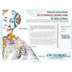 Concours international de la nouvelle George Sand