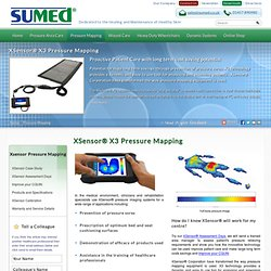 Sumed International - Pressure Mapping