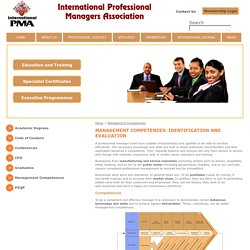 International Professional Managers Association