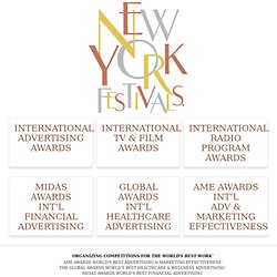 New York Festivals Awards - International Radio Programs and Promotions