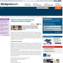 BTS Commerce International (CI)